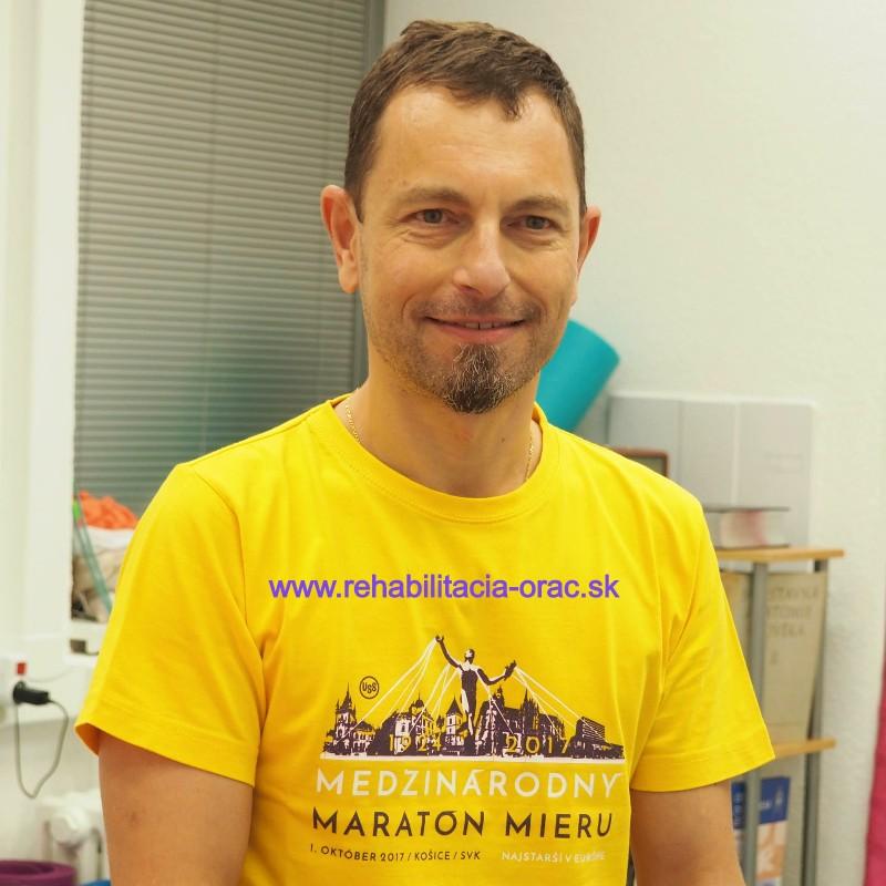Fyzioterapeut Marian Orac Rehabilitacia Banska Bystrica